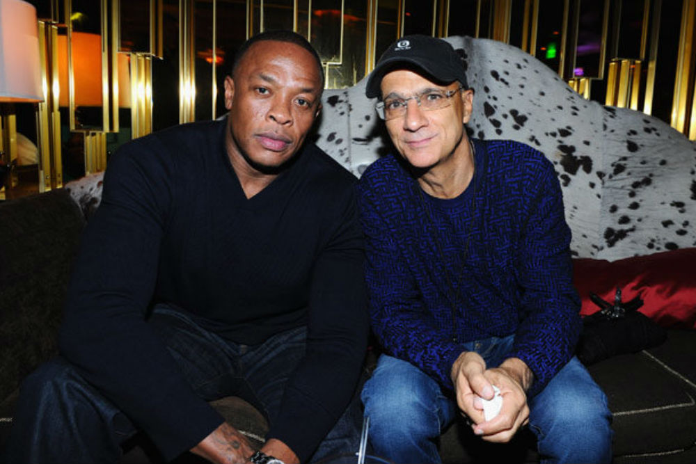 Dr. Dre and Jimmy Iovine Join Forces To Open Public High School in LA