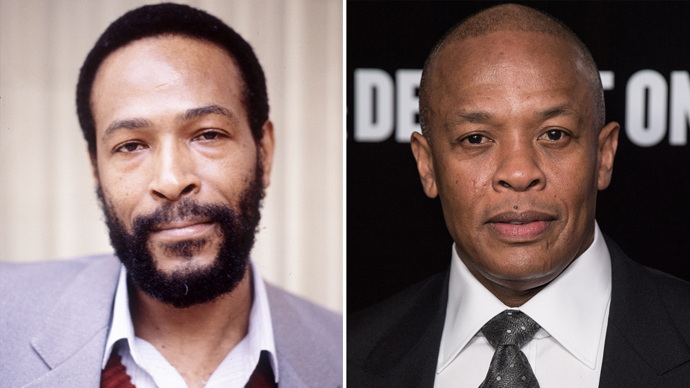 Dr. Dre is Reportedly Working on a Movie About Marvin Gaye