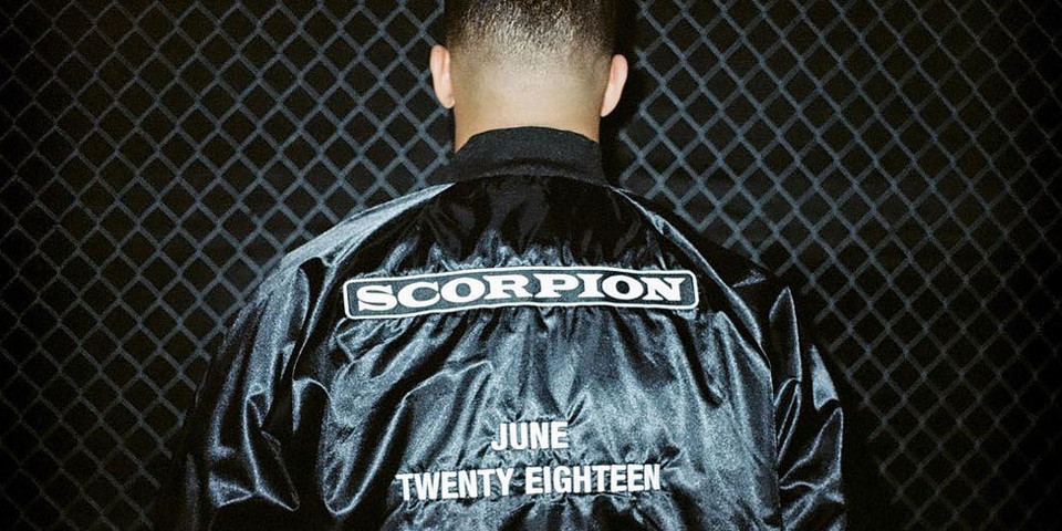 Drake Reveals Official 'Scorpion' Release Date