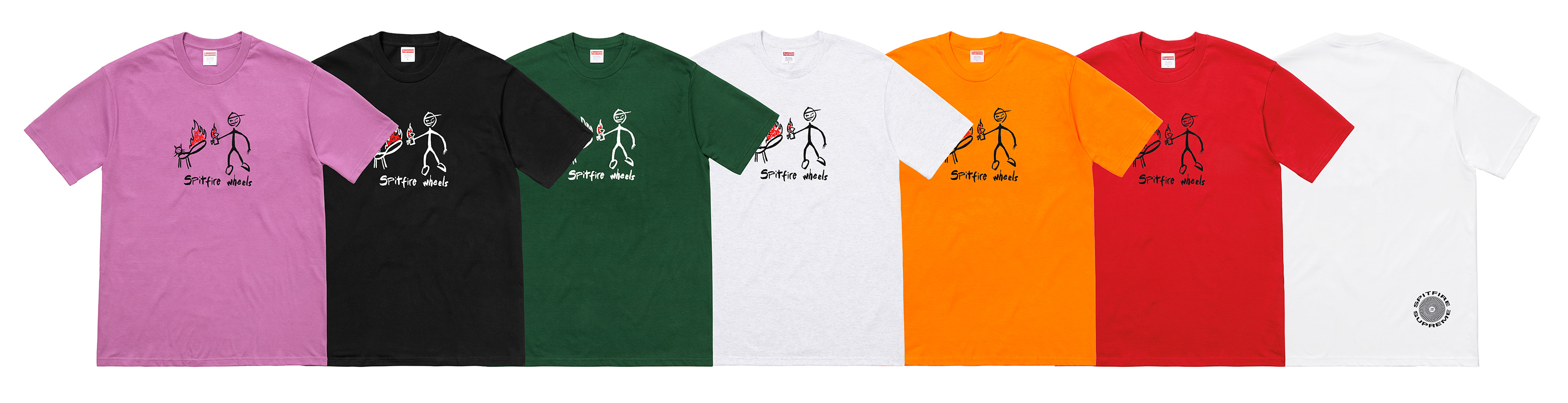 41a91fd15c5 Supreme Links with Spitfire for a Spring 2018 Capsule Collection