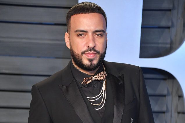 French Montana Get U.S. Citizenship