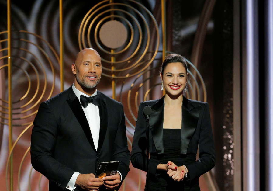 Gal Gadot to Join Dwayne Johnson in 'Red Notice'