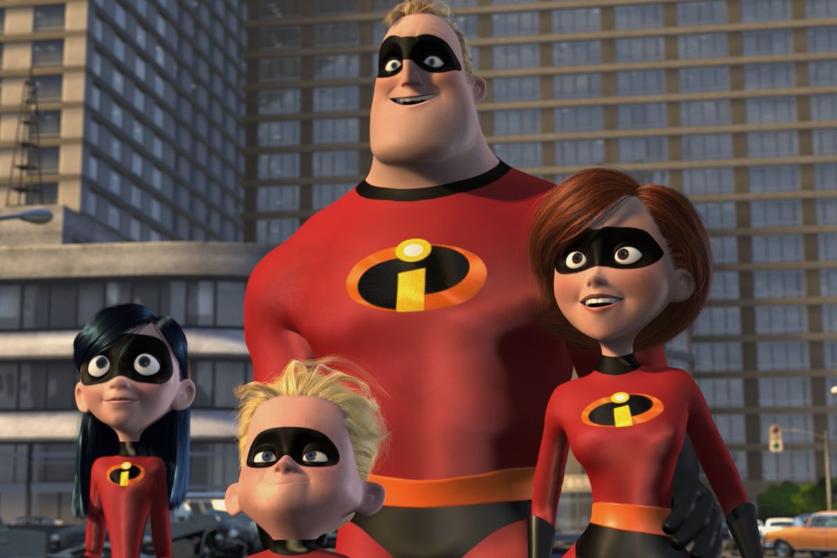 'Incredibles 2' Opens With Record-Breaking $180 Million Opening