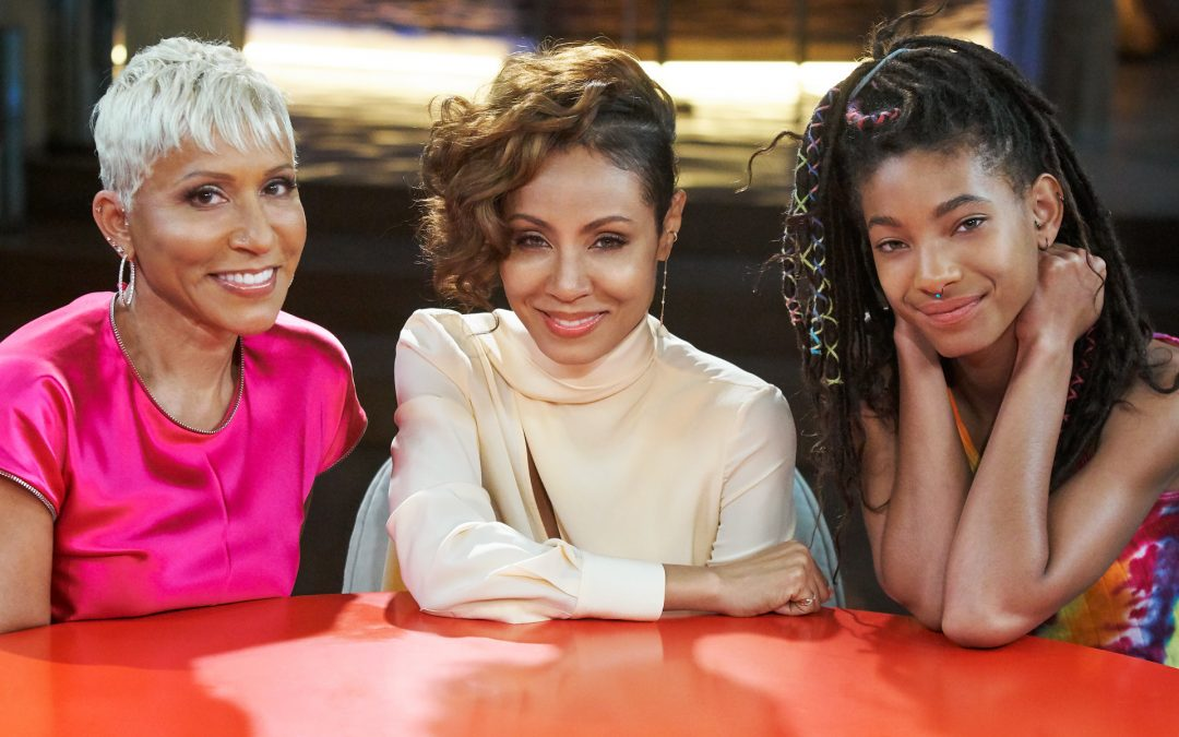 Jada Pinkett-Smith's 'Red Table Talk' Gets 13 More Episodes