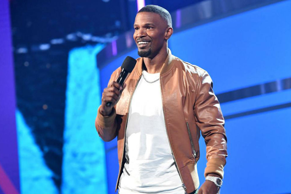 Jamie Foxx BET Awards