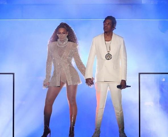 Jay Z Beyoncé