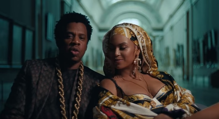 Jay Z and Beyonce Apeshit Everything Is Love