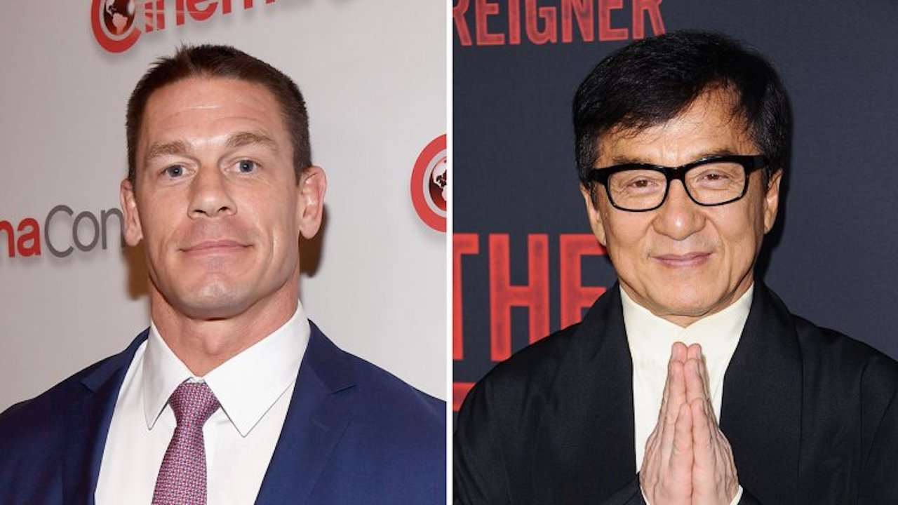 John Cena and Jackie Chan Team Up for Action Thriller