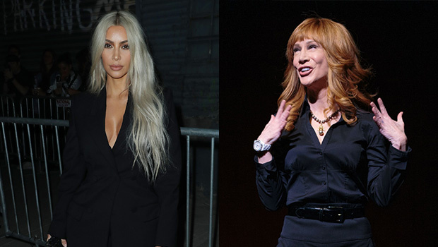 Kathy Griffin Reportedly Wants Kim Kardashian to Run for President