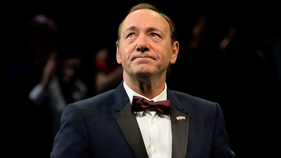 Kevin Spacey Film Scheduled for July Release Amid Sexual Misconduct Allegations