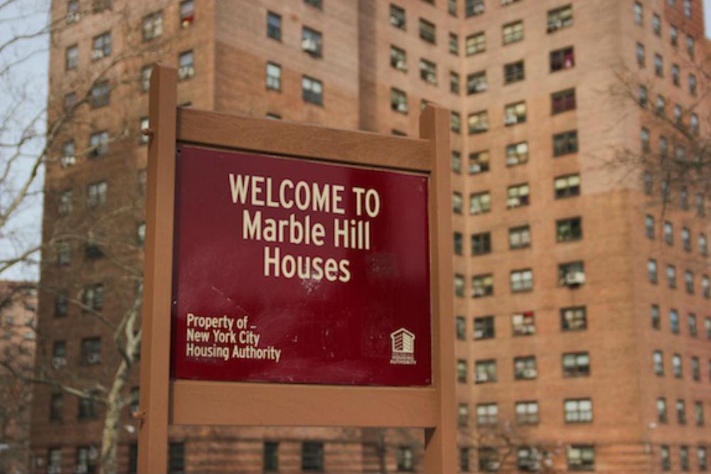 NYCHA  billion settlement