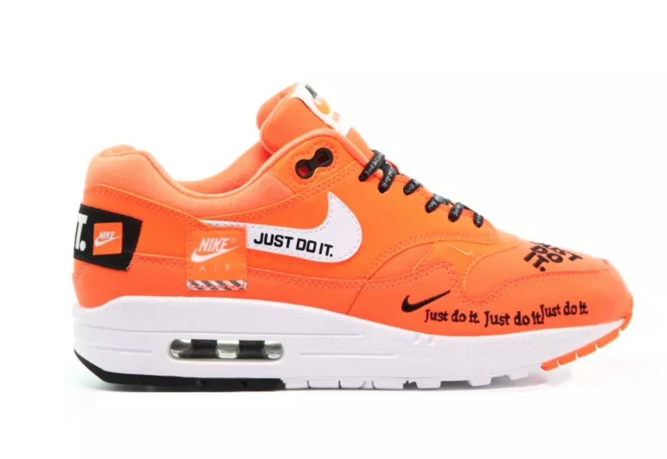 f9a1caac6 Are You Going To Cop Nike's Air Max 1 LX 'Total Orange'?