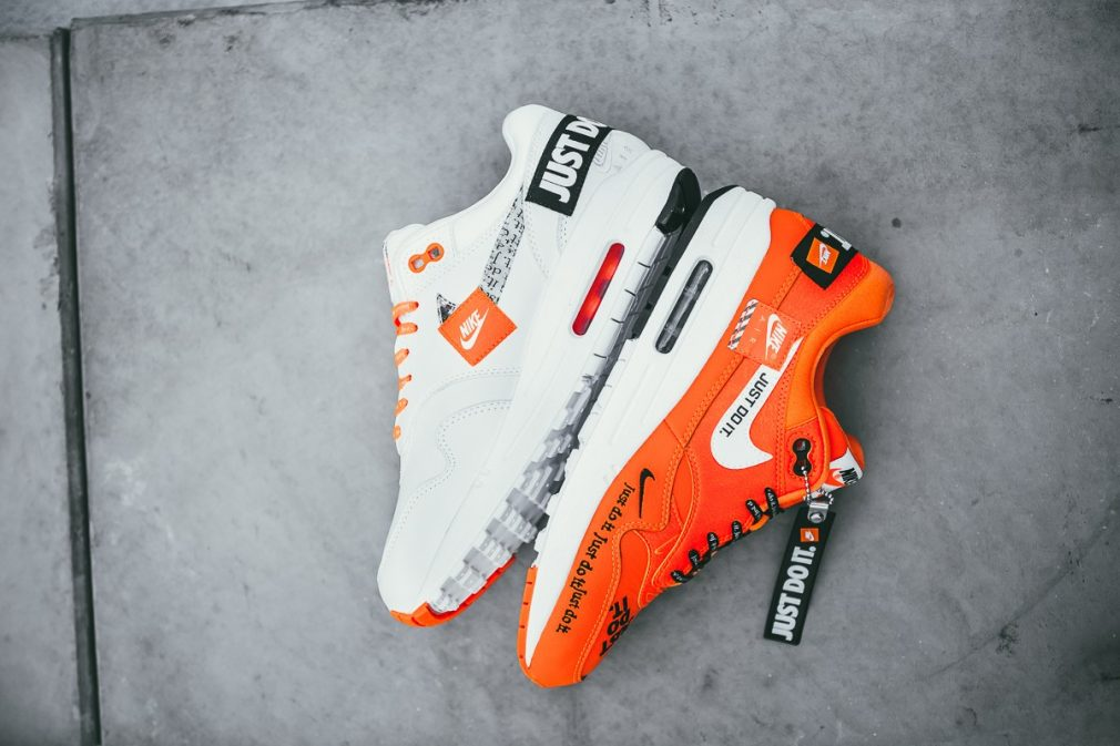 "Are You Going To Cop Nike's Air Max 1 LX ""Total Orange""?"