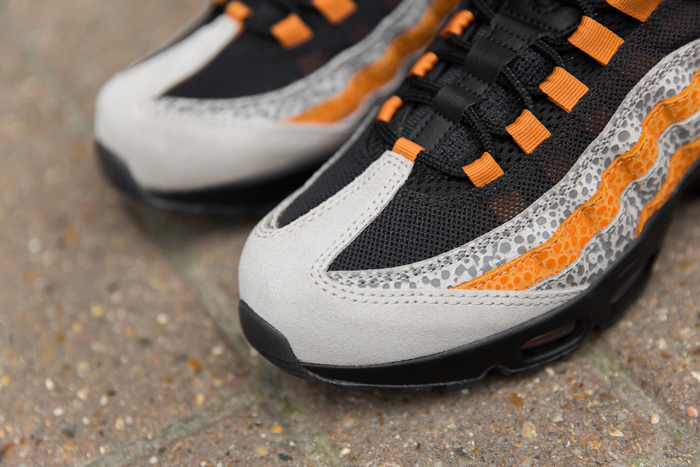 46f7324cf7 Get a closer look at the shoe below: Images: size? #SOURCESTYLEAir Max 95 collaborationsfootwearnikeNike ...