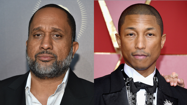 Pharrell Williams & Kenya Barris Collab On Juneteenth Musical