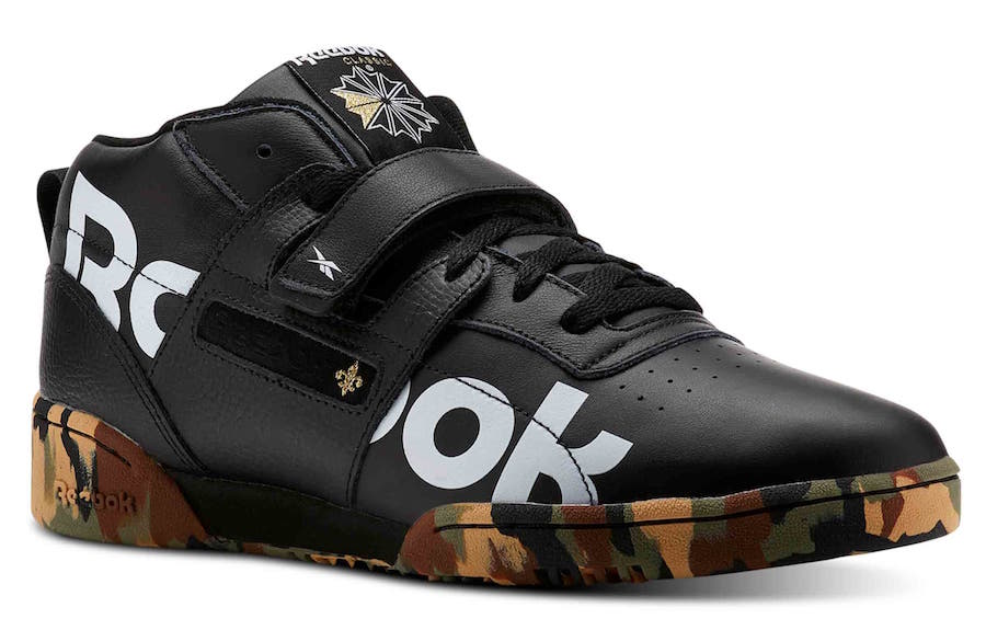 """feafdd3d2365 The Reebok """"3 AM"""" NOLA collection will be available at Reebok s online  store"""