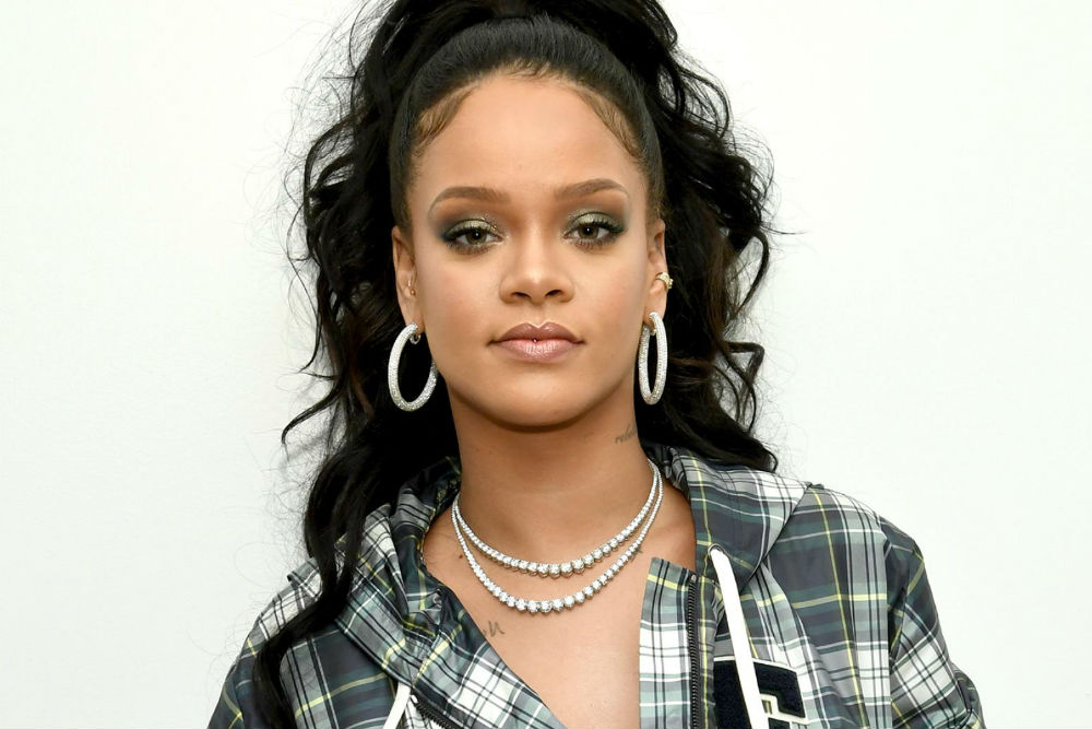 Rihanna Imposter