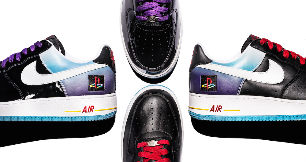 PlayStation and Nike Are Set to Collaborate on the Air Force