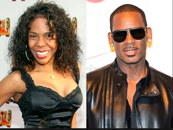 Image result for r kelly and drea kelly
