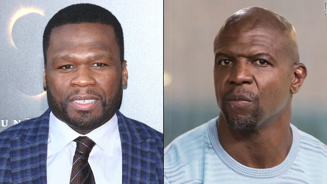 Terry Crews Responds to 50 Cent for Mocking his Sexual Assault Case