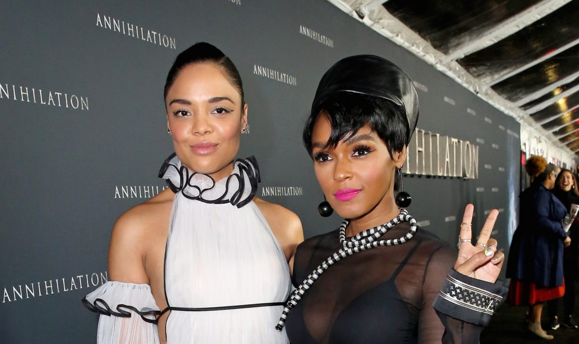 Tessa Thompson on Relationship With Janelle Monae We Love Each Other Deeply