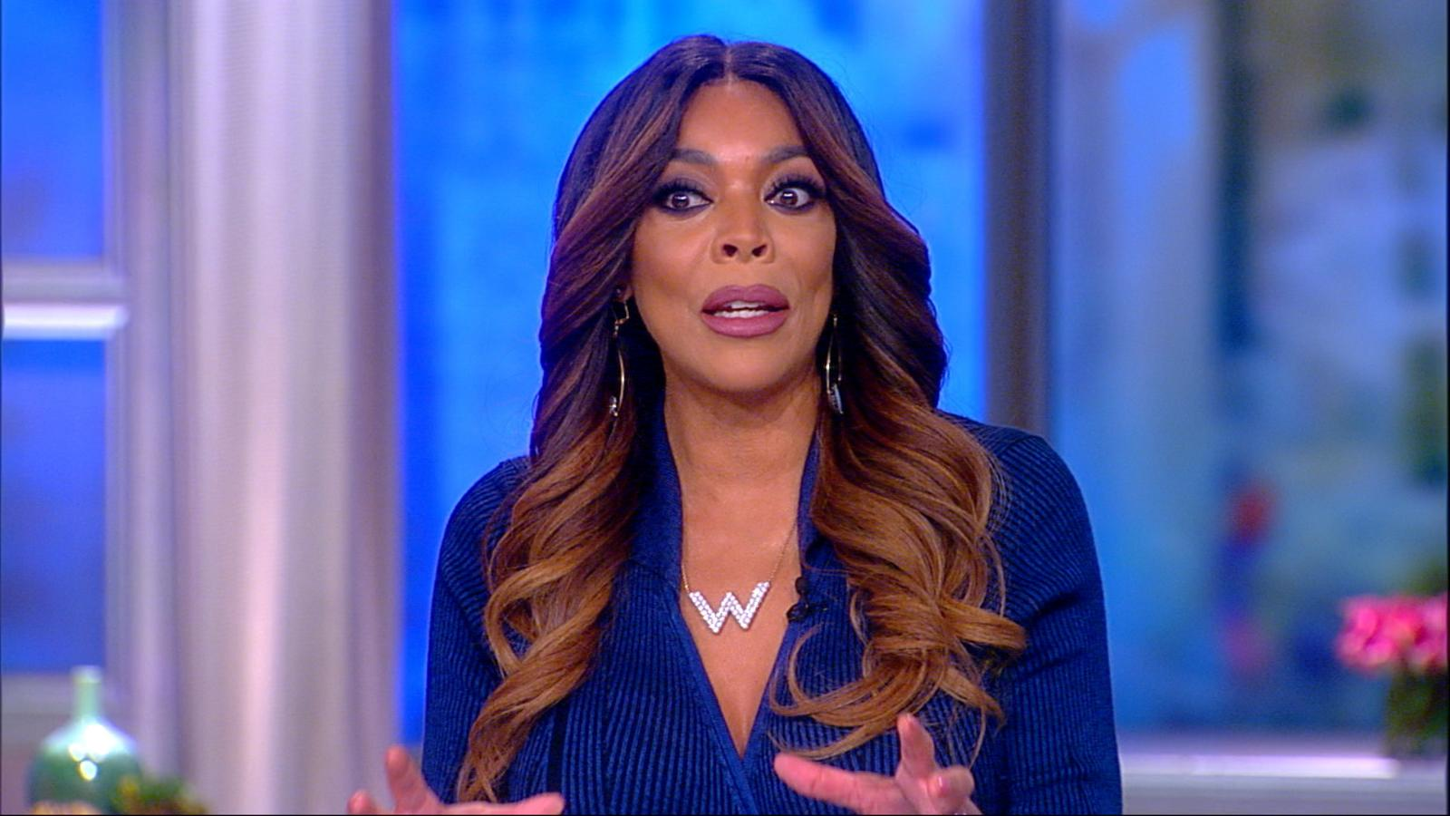 Wendy Williams Opens Up About Graves' Disease