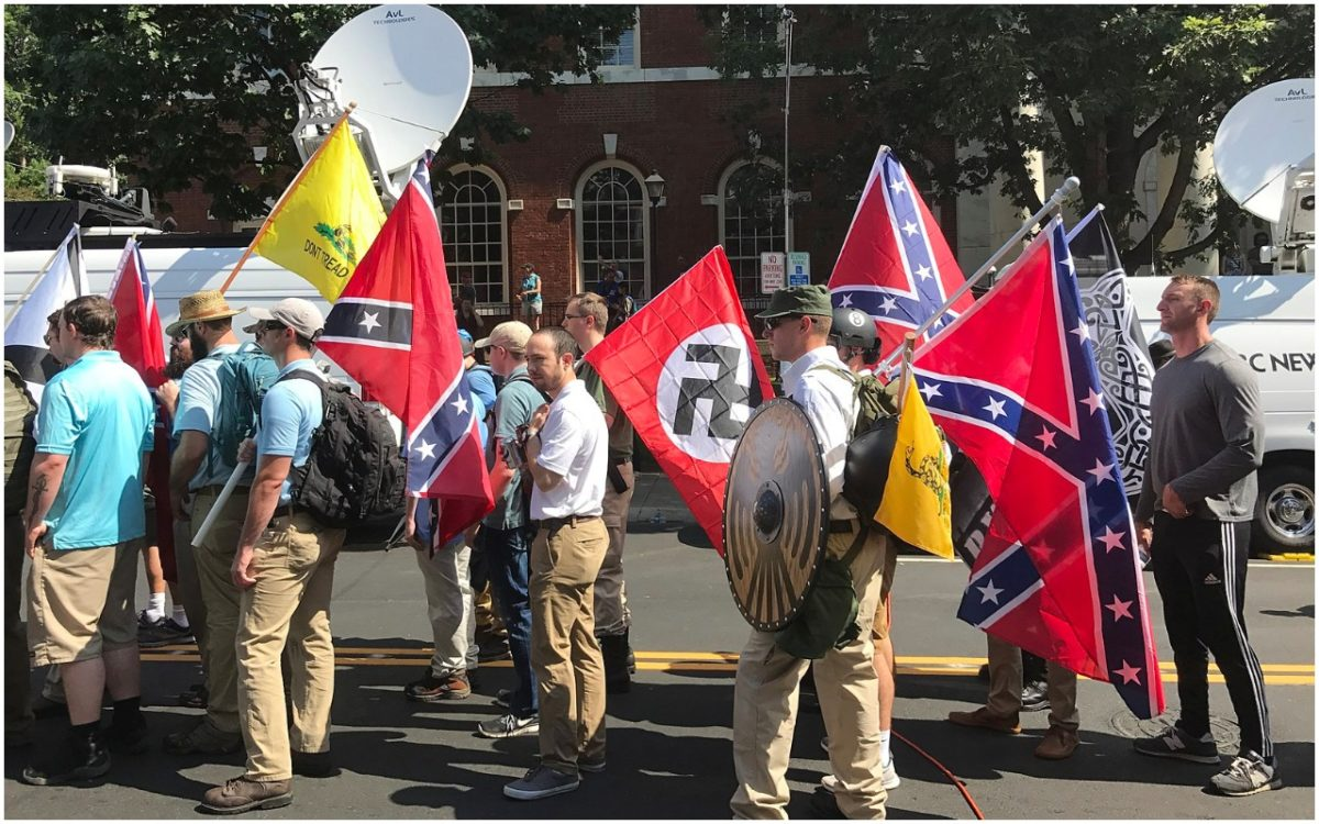 White Civil Rights Rally Planned on Anniversary of Charlottesville