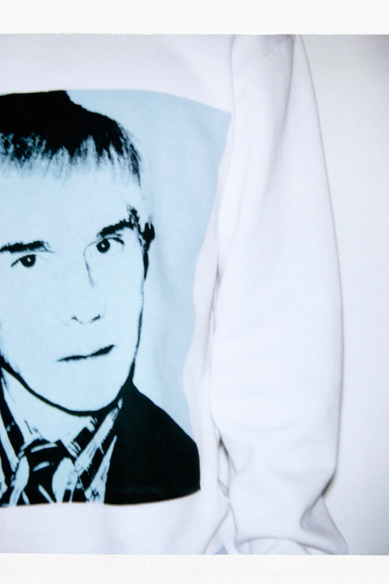 calvin klein pays homage to andy warhol with  u0026 39 self