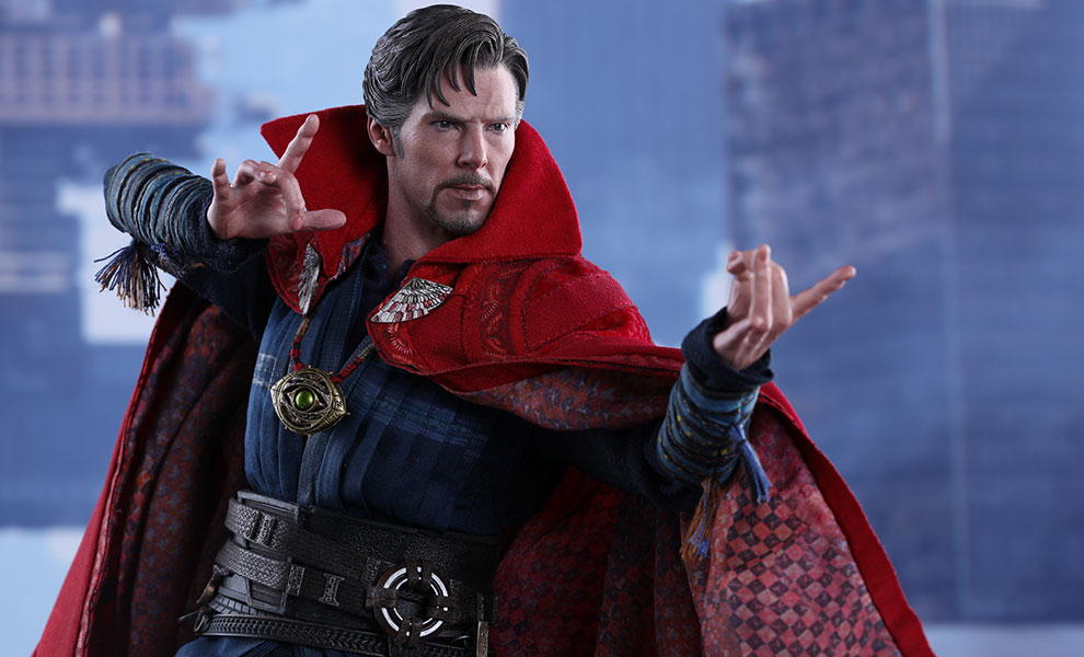 Bennedict Cummerbatch as Dr. Strange