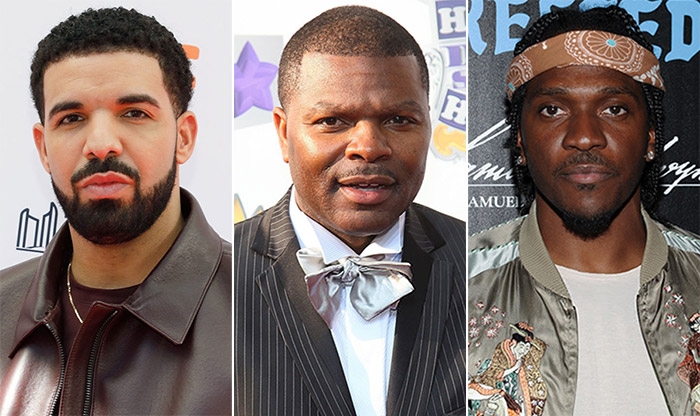 J Prince Says Kanyeed To End Drake Pusha T Beef Says Cash Money Has No Money On Ebro In The Morning