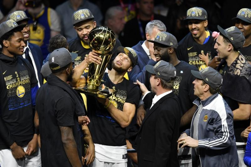8c393b8ea16 The Warriors   Golden Era  As An Unstoppable NBA Dynasty Has Begun