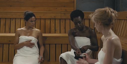 Viola Davis & Michelle Rodriguez Stars in New Movie 'Widows'