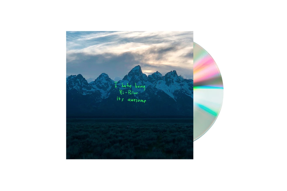 Stream Kanye West & Kid Cudi's Album 'KIDS SEE GHOSTS'