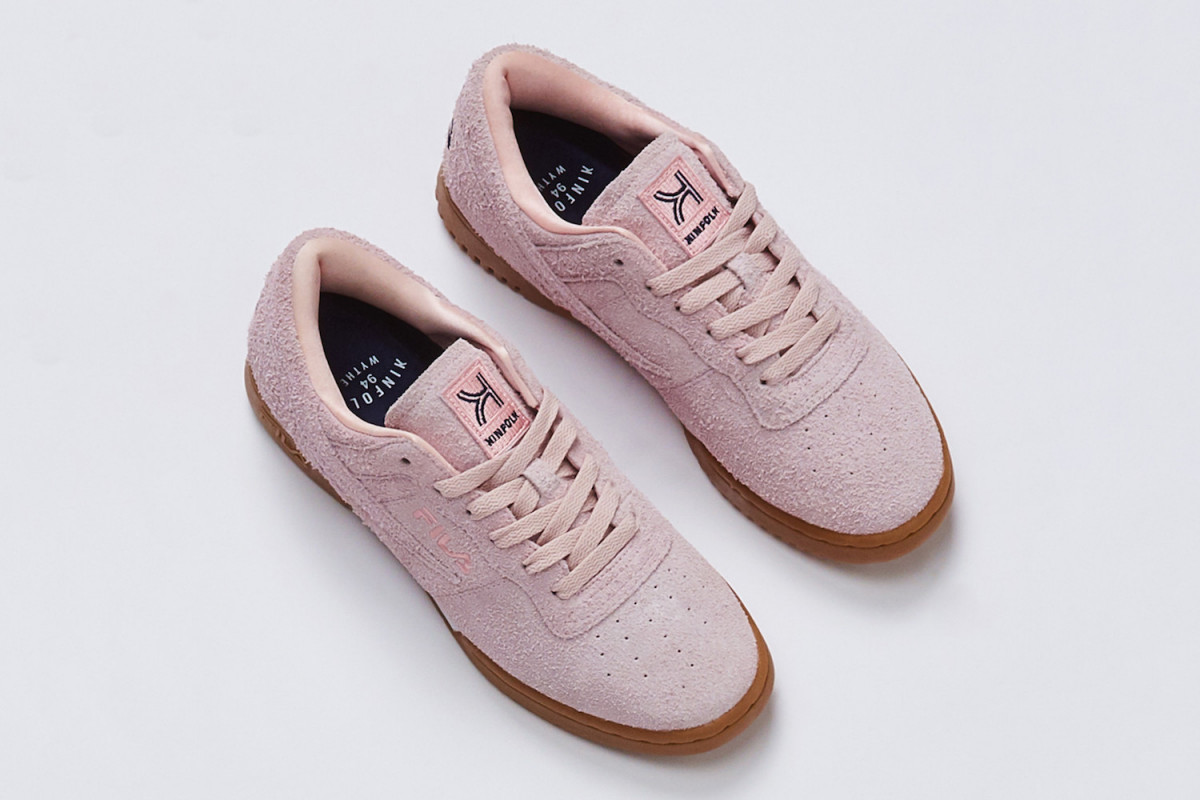 79a179894d33 Kinfolk x FILA Summer 2018 Sneaker and Apparel Collection