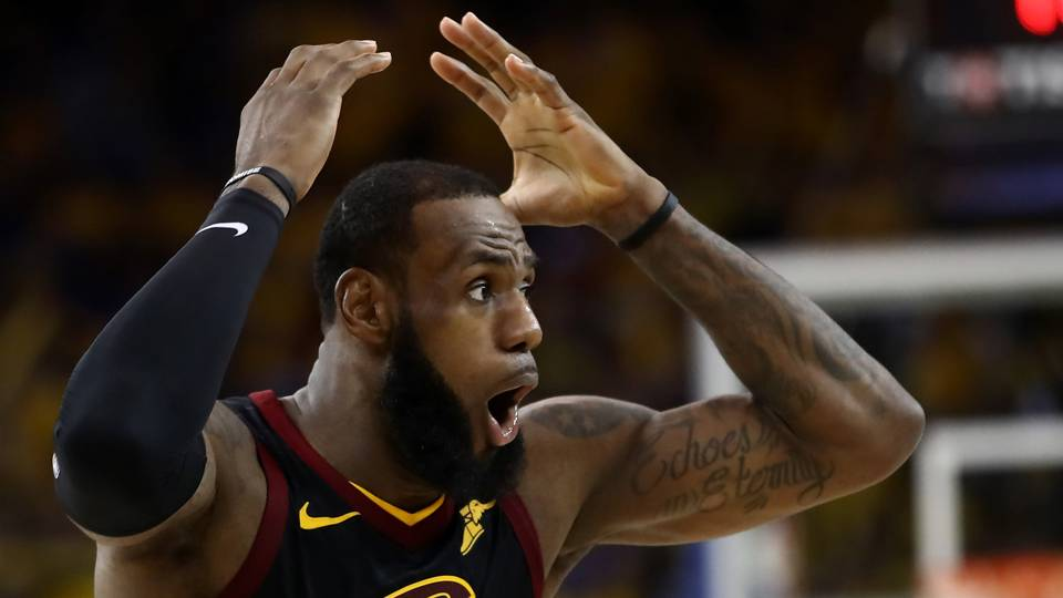 The Warriors Weather LeBron's 51 Points to Take Game 1 of the NBA Finals | The Source