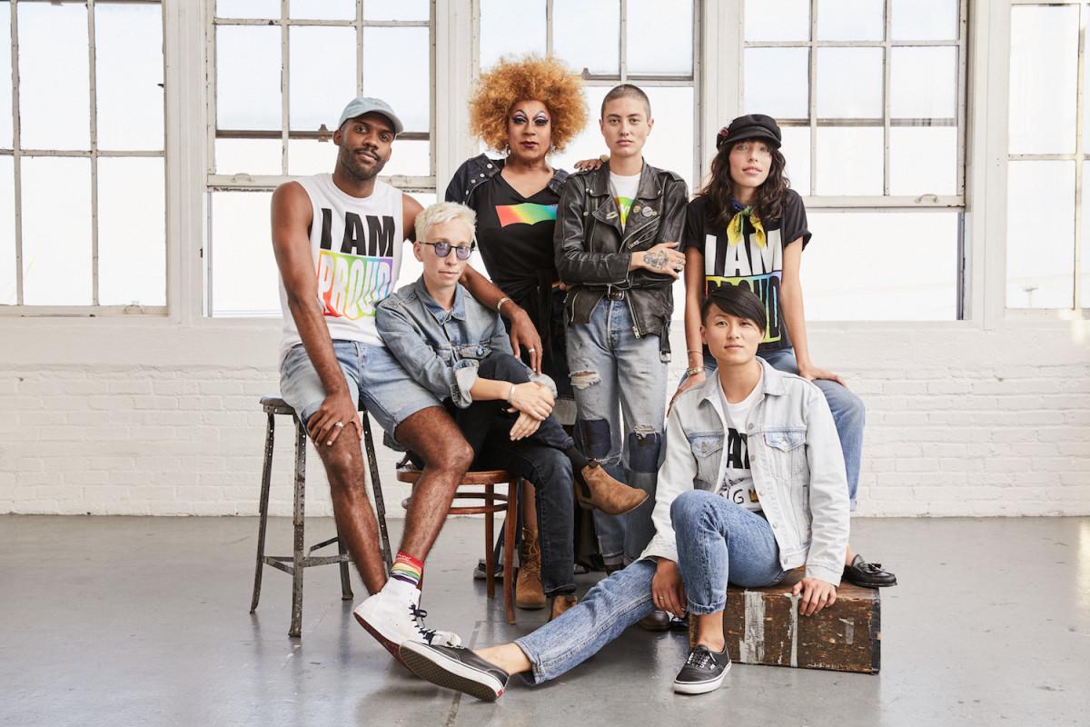 5000fca00bf050 Levi s Unveils LGBTQ+ Pride Collection