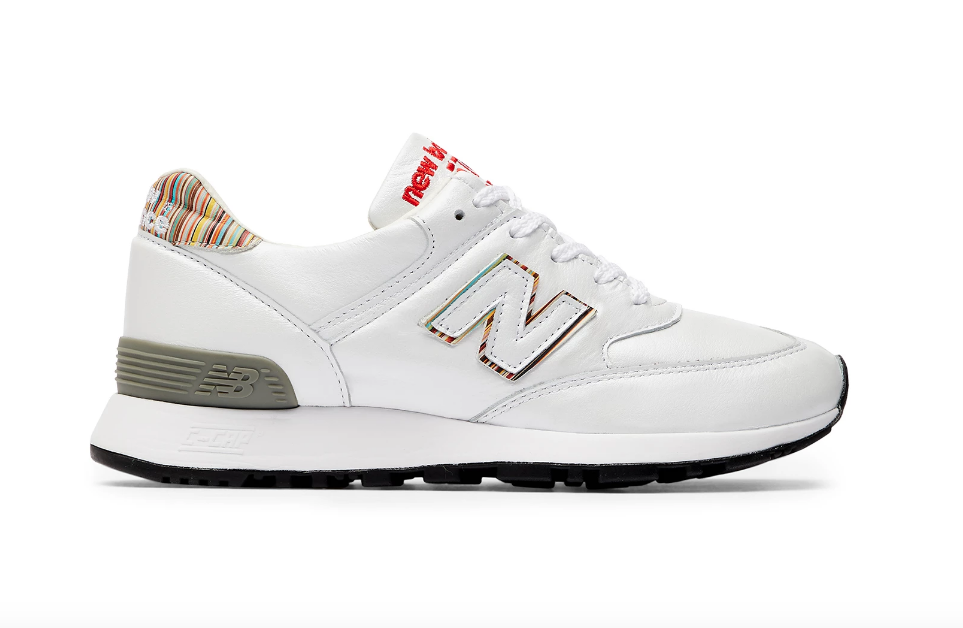 prix compétitif c93fa 61a21 Paul Smith x New Balance 30th Anniversary 576 and MiUK One Boot