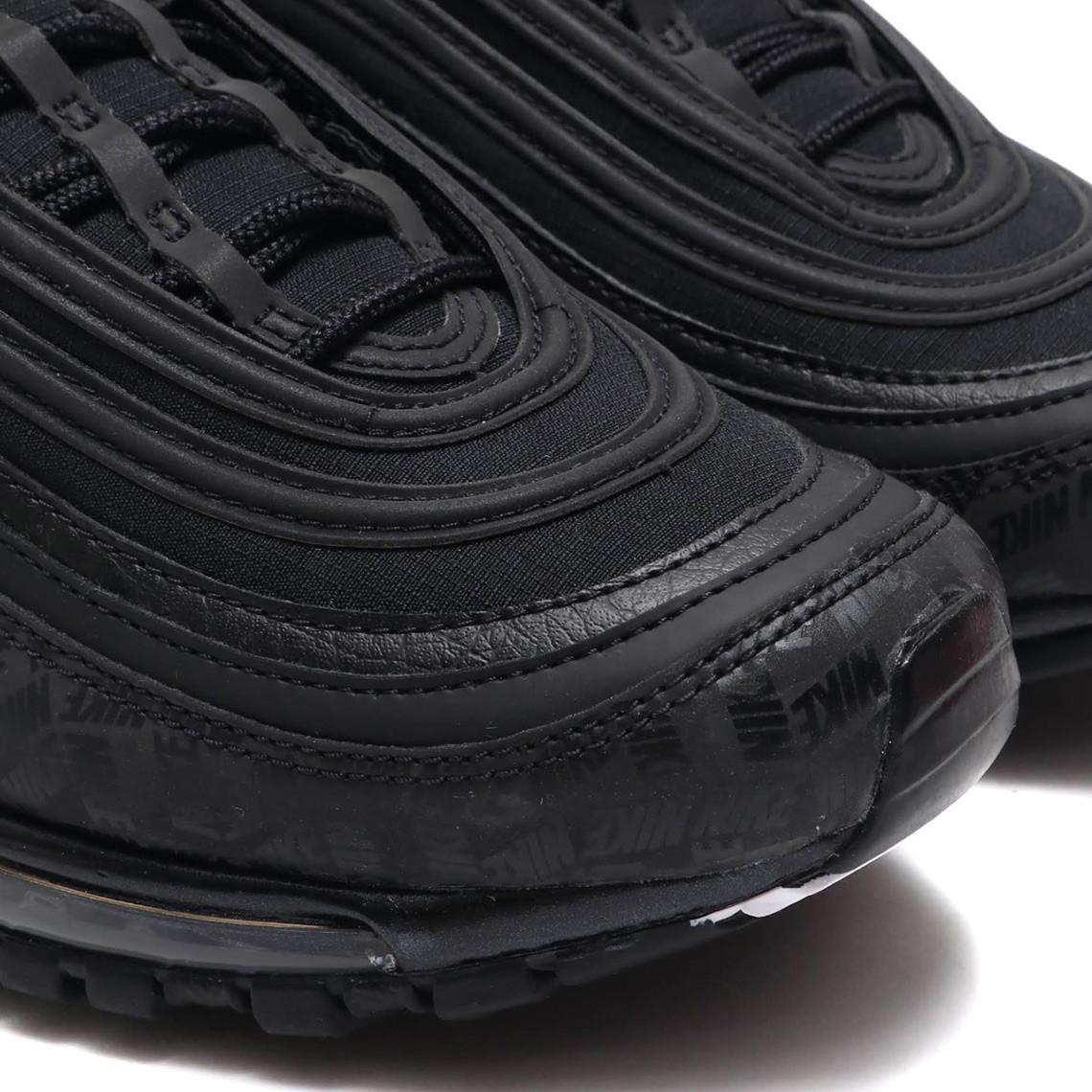 Nike Air Max 97 Off Noir Total Orange BQ6524 001 Release