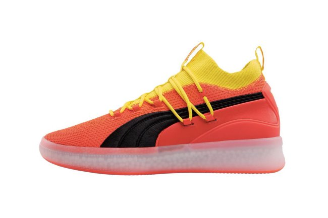 hot sale online 28126 8e55f Puma Reveals First Shoe in Relaunched Basketball Line | The ...