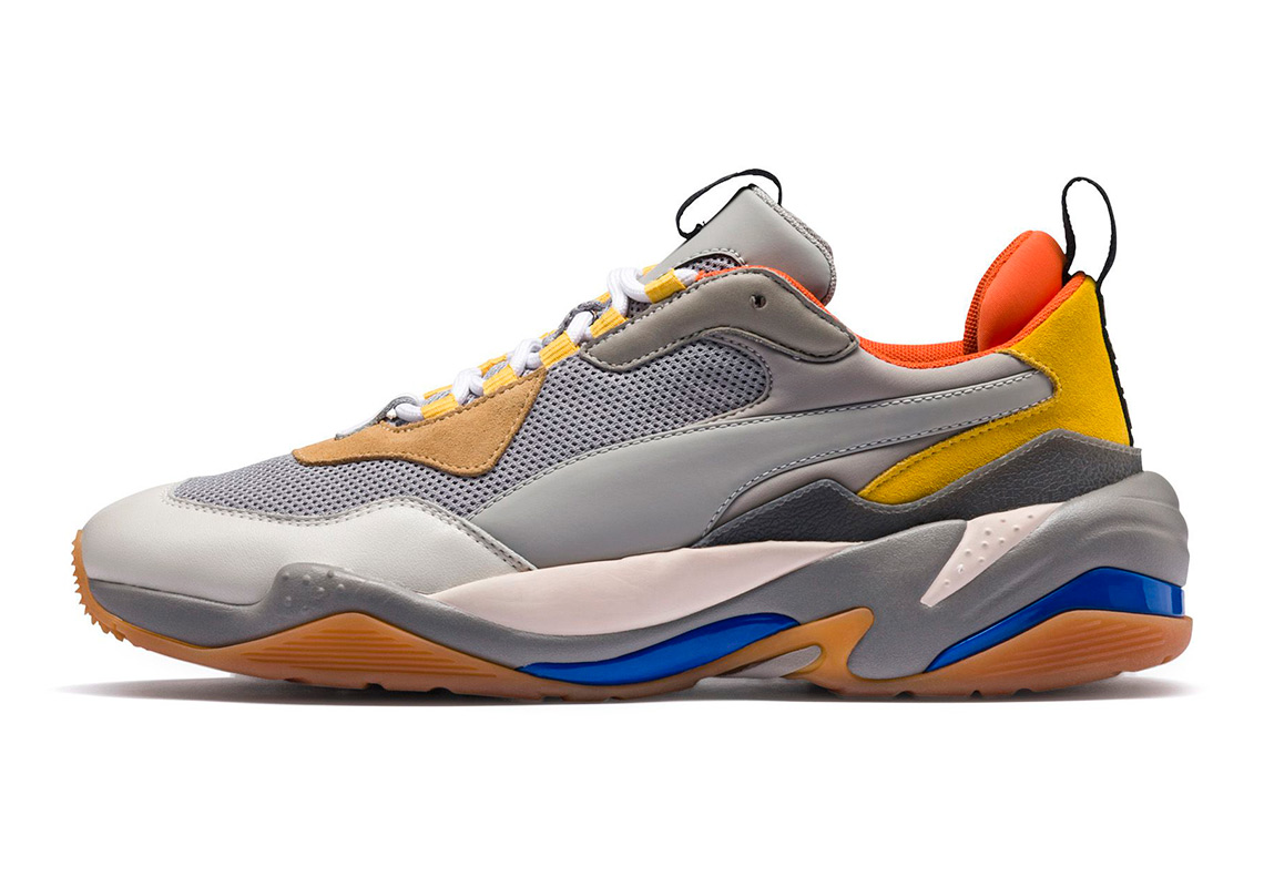 The PUMA Thunder Spectra is Bringing Major Retro Vibes