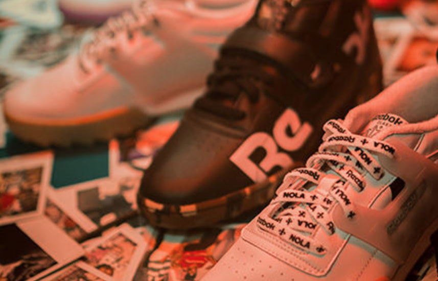 f019a1b2038b3 All my girls from the 504 need to drop it down right now for this dope  collaboration from the powerhouses Reebok Classic x Footlocker.