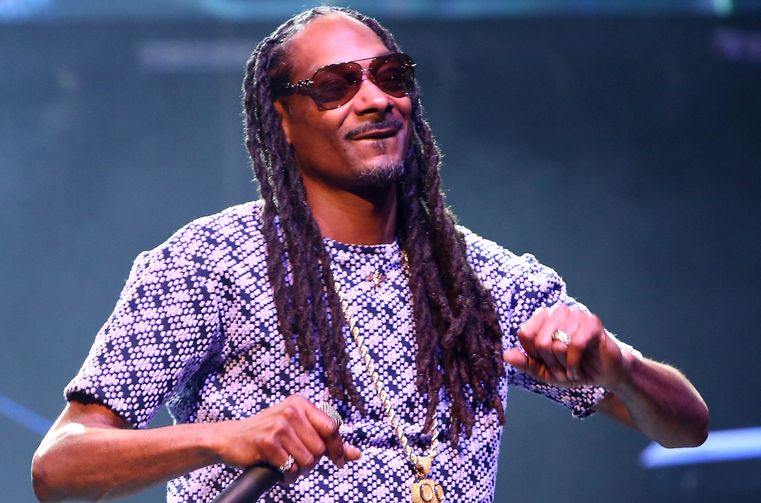 Snoop Dogg Admits to Being 'Brainwashed' to Believe he Couldn't Vote With a Criminal Record