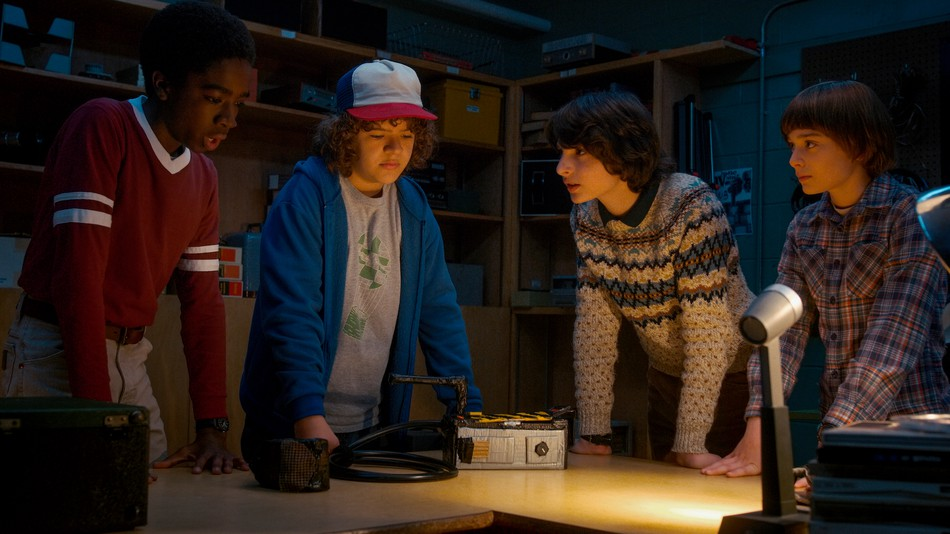 'Stranger Things' books are coming to you