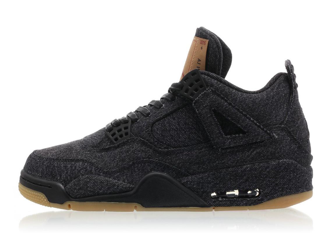 47fe3a7a66e05f Reminder  Levi s x Air Jordan 4 Officially Drops Tomorrow
