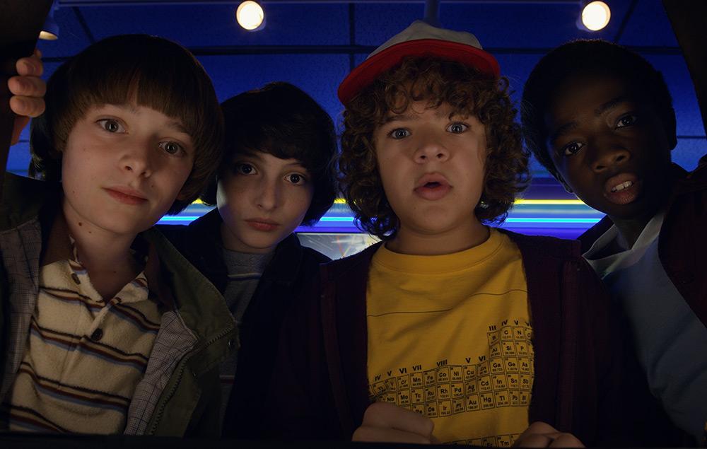 strangerThings Netflix