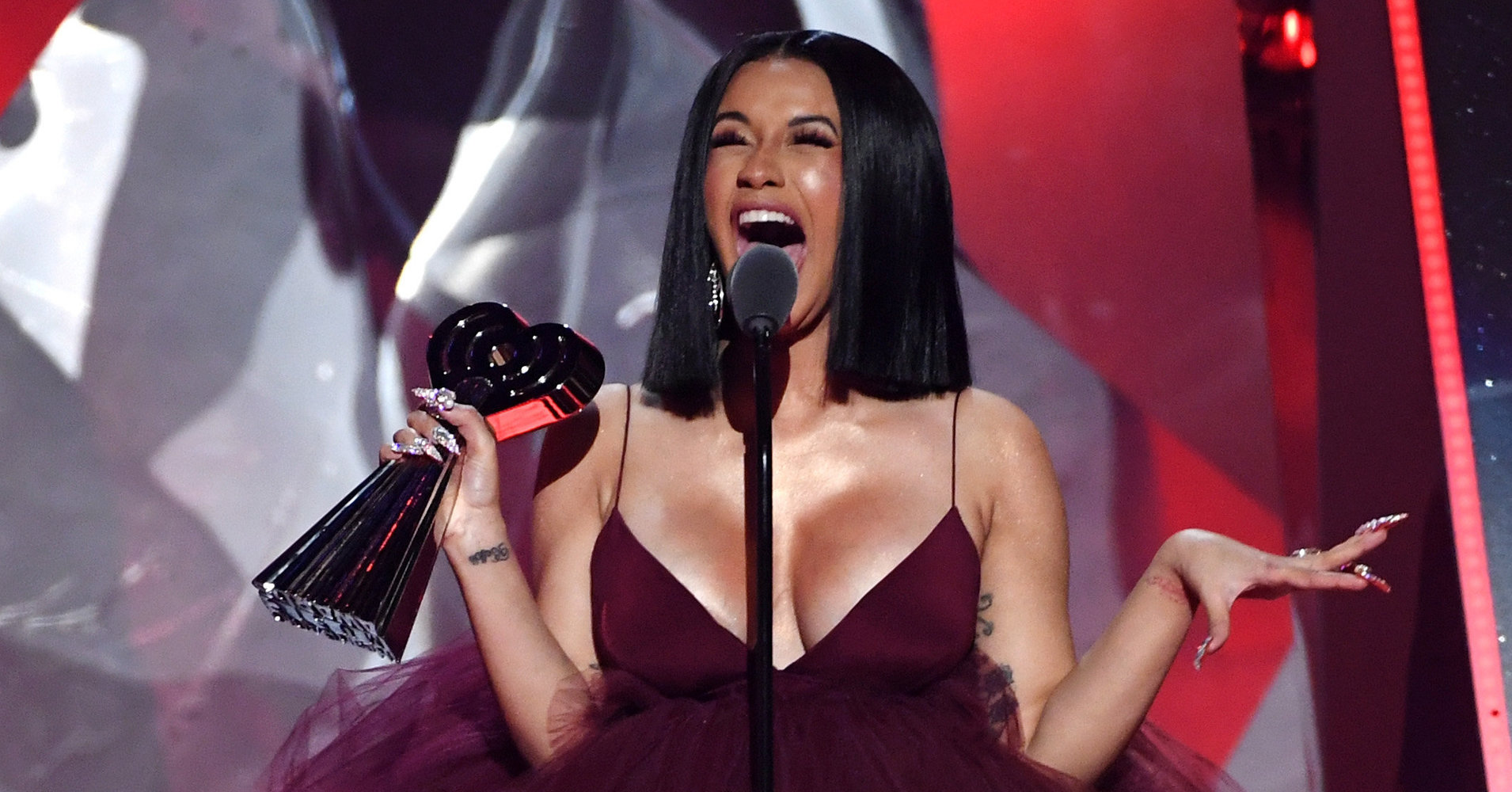 Cardi B's 'Invasion of Privacy' Goes Platinum