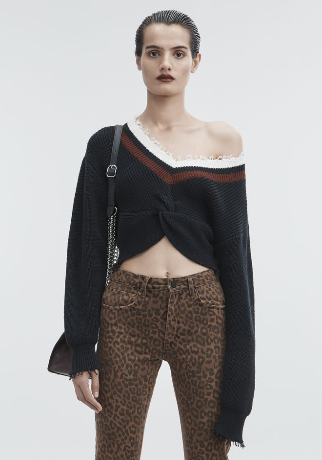 T By Alexander Wang Gives Us Some Gems With Their Pre-Fall 2018 Collection