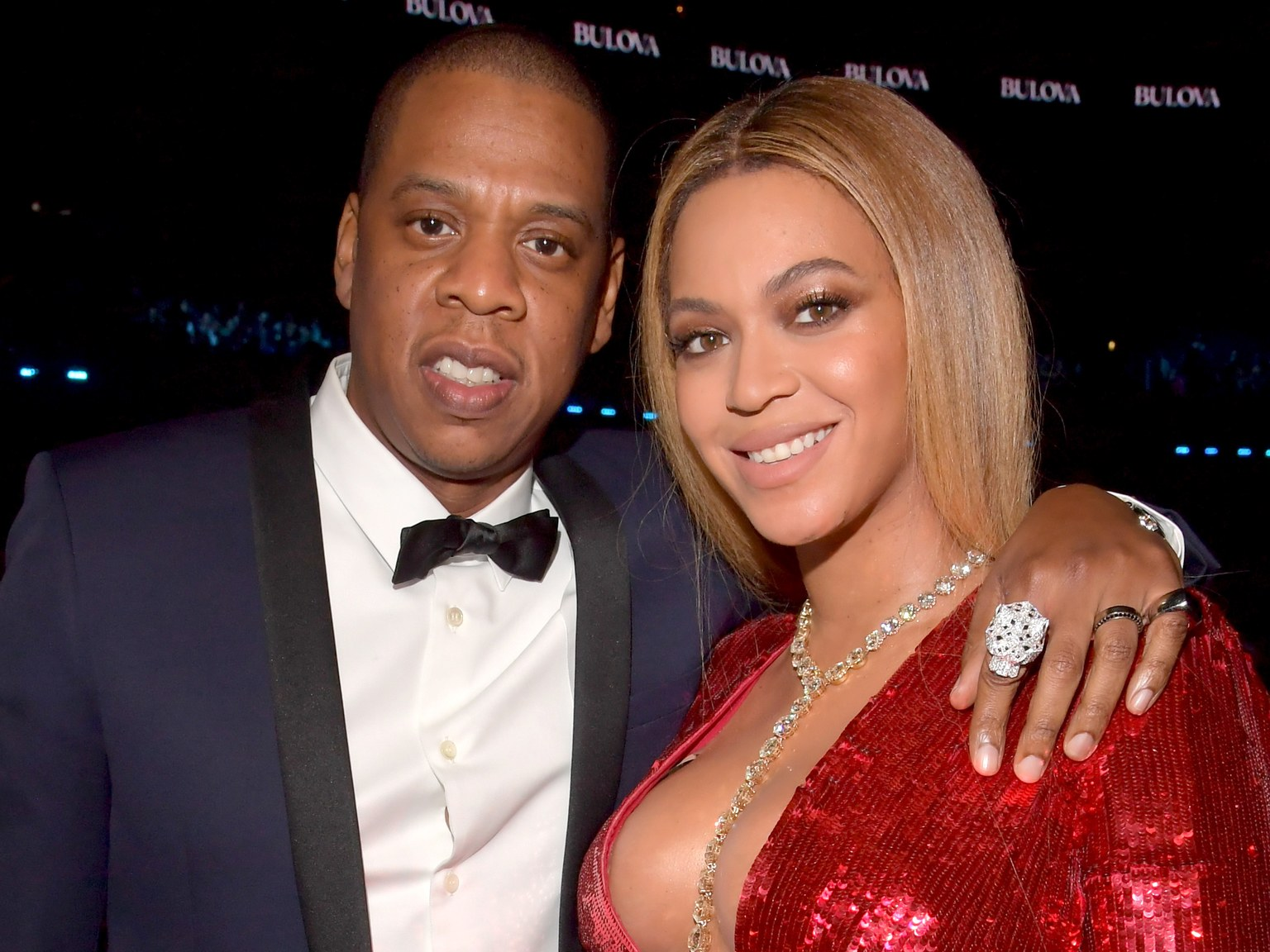 Beyonce and Jay-Z new york