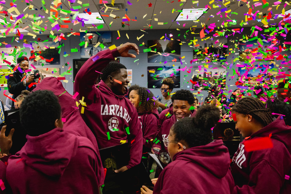Black Teen Magic: Atlanta's Jordan Thomas Wins Harvard Debate Tournament