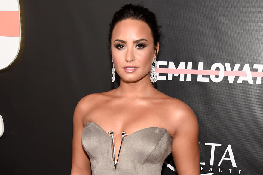 Demi Lovato Hospitalized After Apparent Heroin Overdose